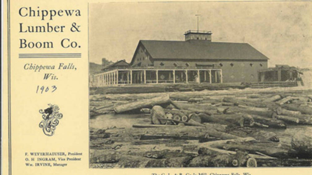 Chippewa Lumber Boom Co.