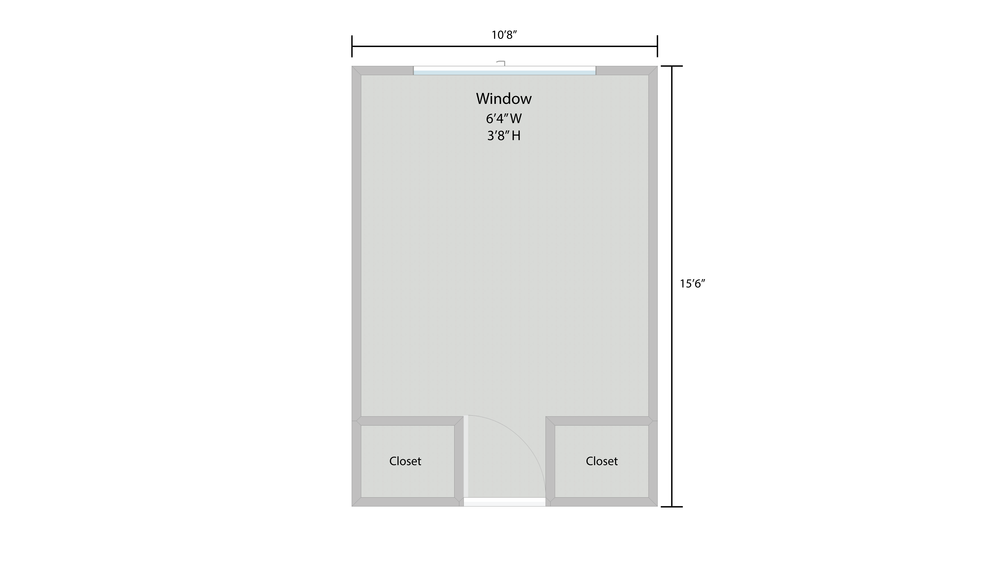 Sutherland Room Layout