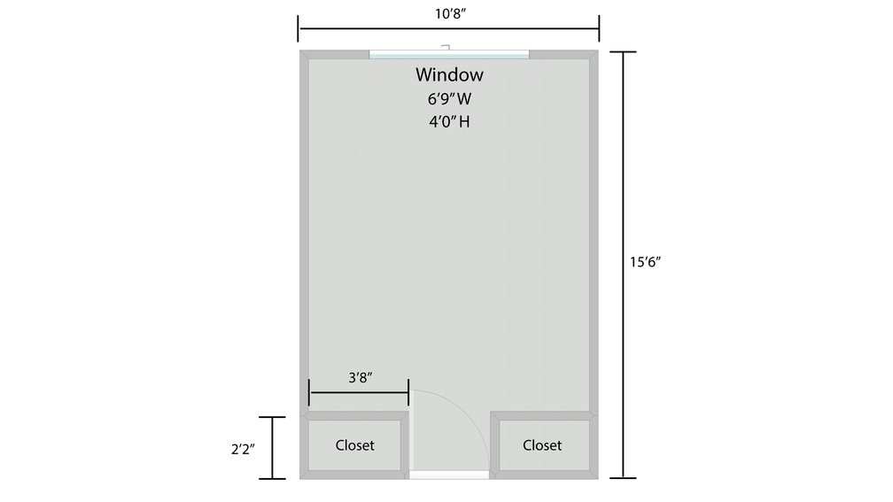 Governors Room Layout