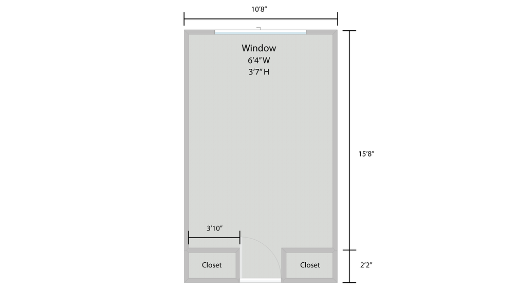 Murray Room Layout