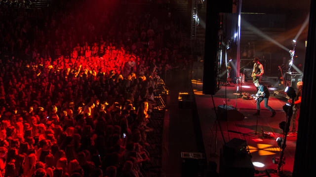 Hunter Hayes concert in Zorn arena