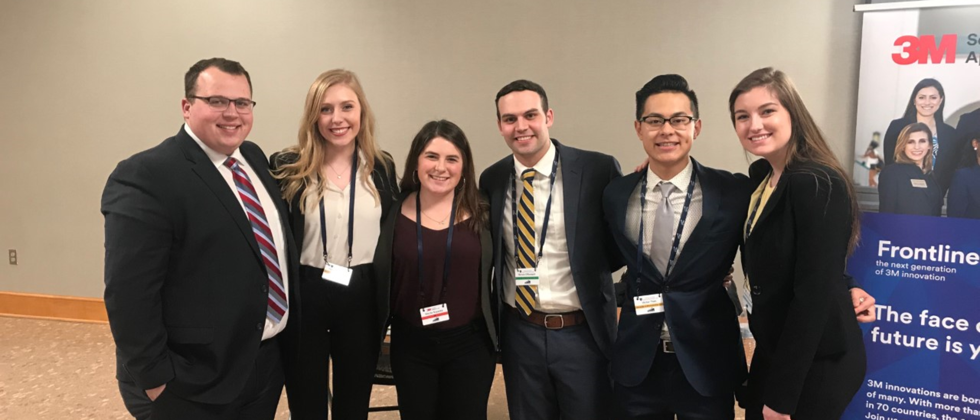 2018 U of Toledo sales competition
