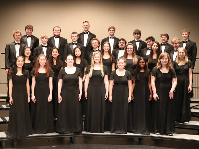 River Falls High School choir