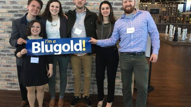 Center for writing