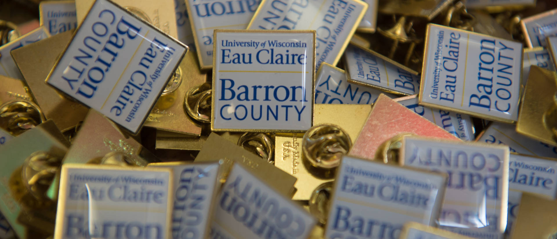 Baroon County buttons