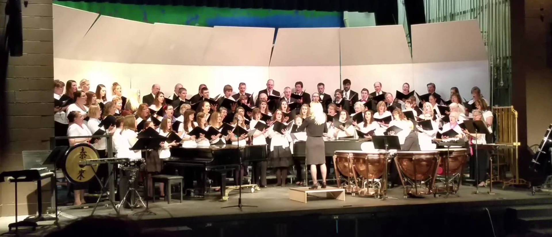 Red Cedar Choir concert