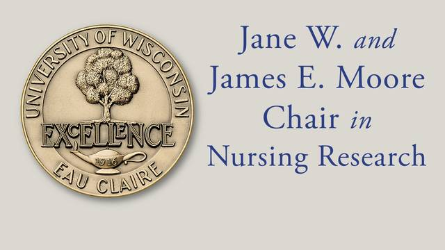 Moore Research Chair Announcement