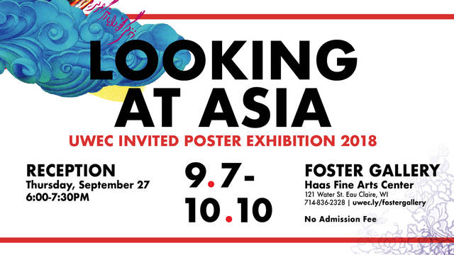 Looking At Asia poster