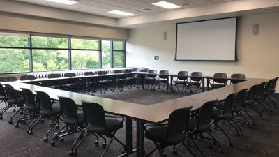 Ho-Chunk Room: conference-O layout