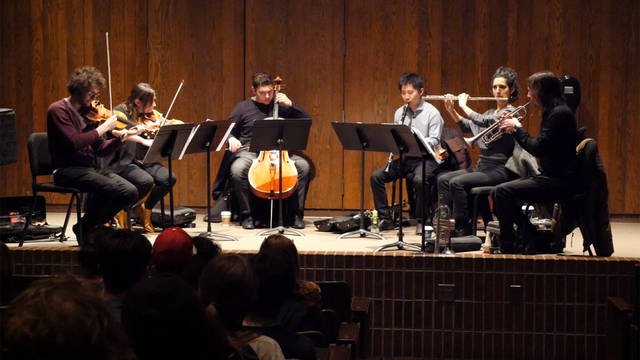 A yearlong residency will create many opportunities for music students to learn from the accomplished musicians who make up yMusic.