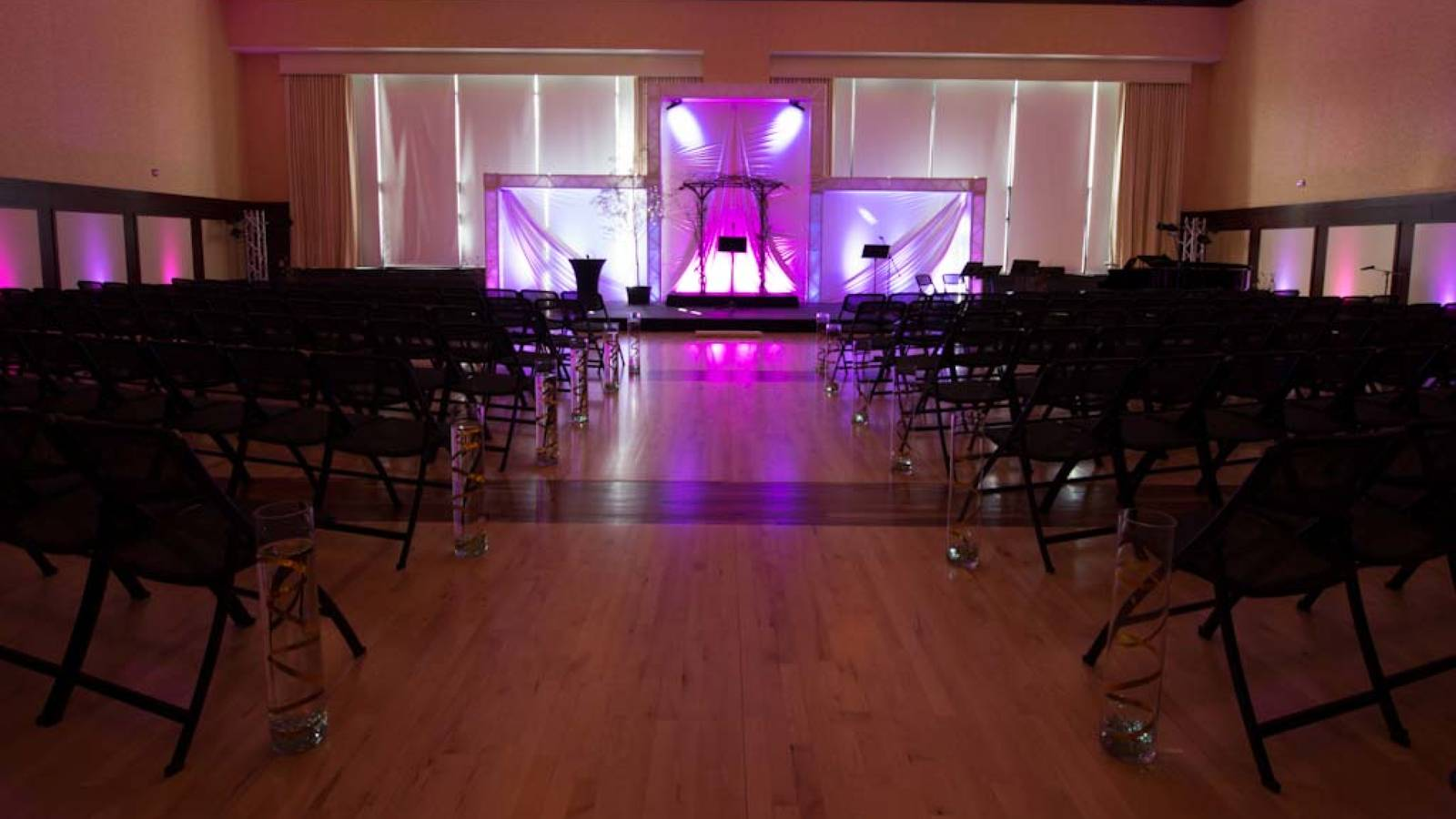 Ojibwe Grand Ballroom: wedding