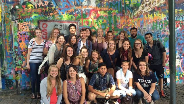 UWEC art students on field trip to NYC