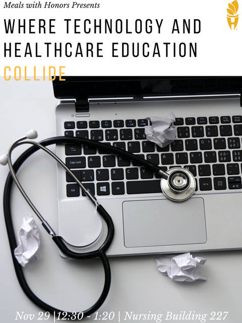Where Technology and Healthcare Education Collide