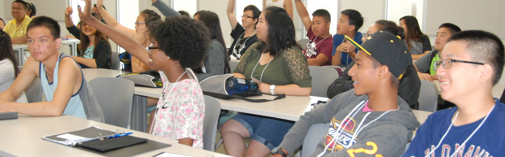 Youth Leadership Pre-College Camp