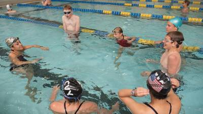 Swimming Camp