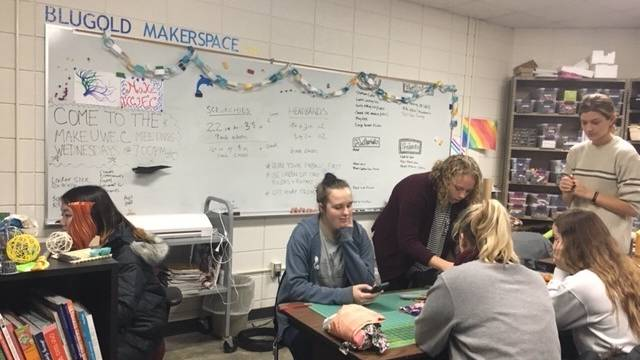 Blugold Makerspace Sewing Workshop
