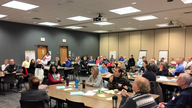 UW-Eau Claire--Barron County Strategic Planning