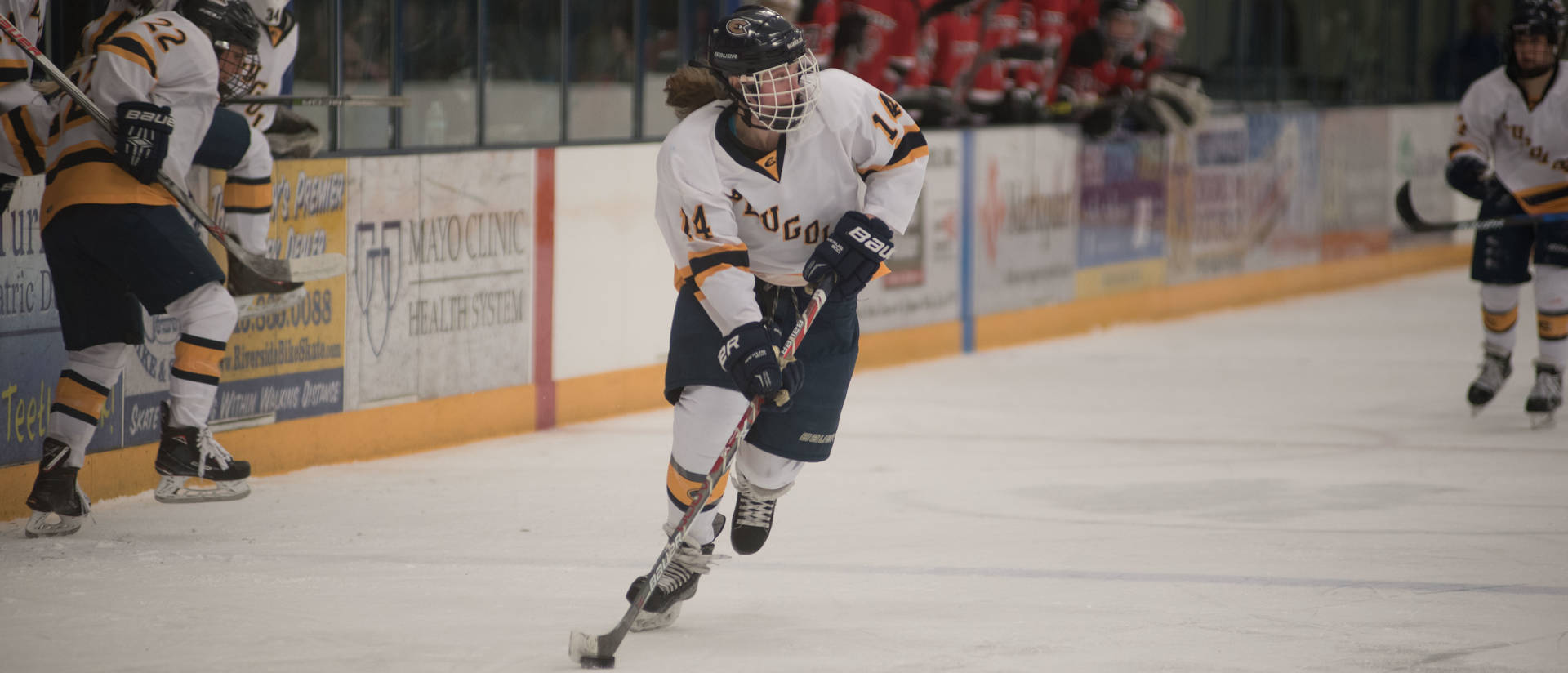 Courtney Wittig, women's hockey