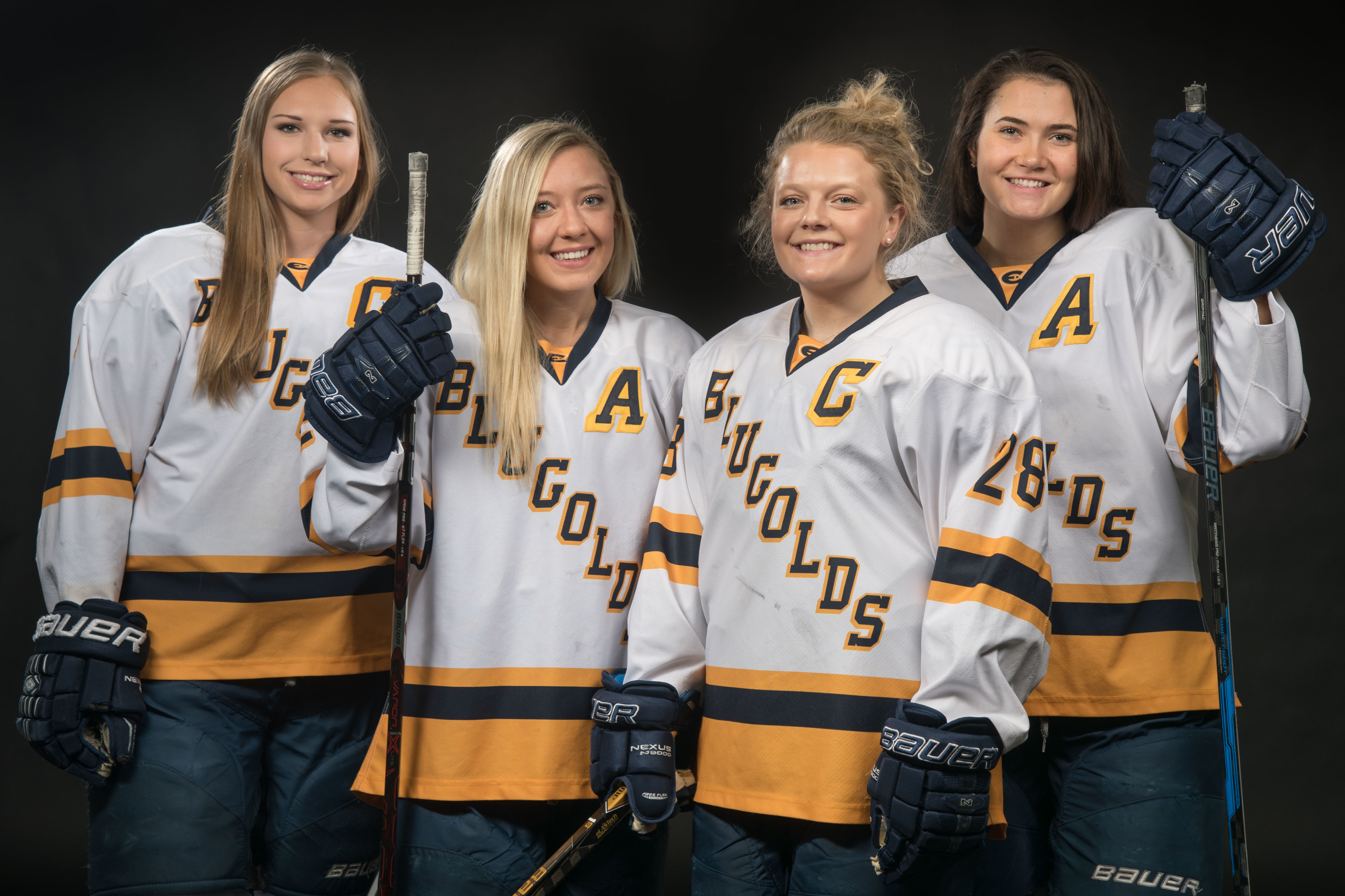 buy online cfbe0 c5b87 A new opponent: Blugold women's hockey takes on cancer in ...