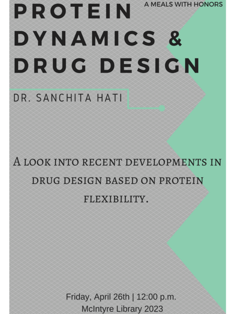 Protein Dynamics and Drug Design