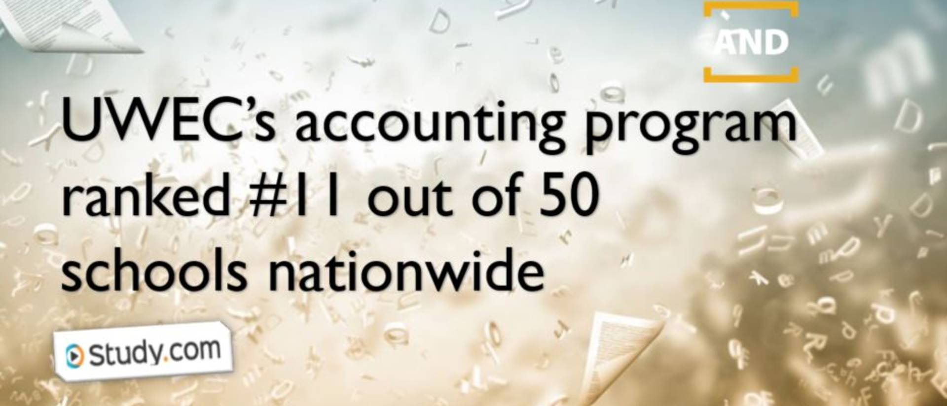 11 of 50 accounting programs