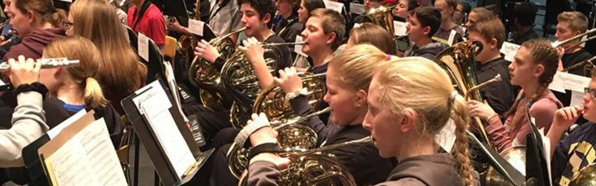 Middle School Honor Band 2019