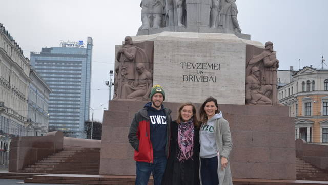 Three Blugolds in Latvia