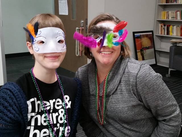 French Club Mardi Gras 2019