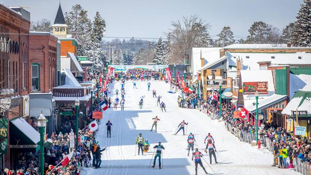 American Birkebeiner (Photo by Bob Pearl)
