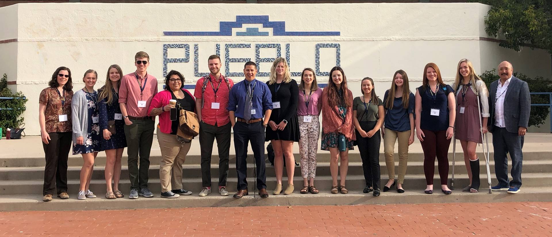 Education studies students in Tucson for immersion abotu culturally responsive teaching