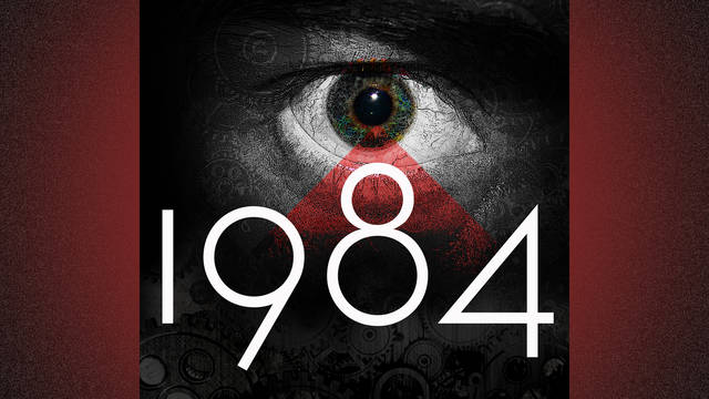 1984 production poster