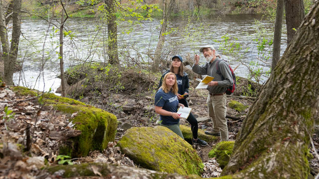 Student River Research