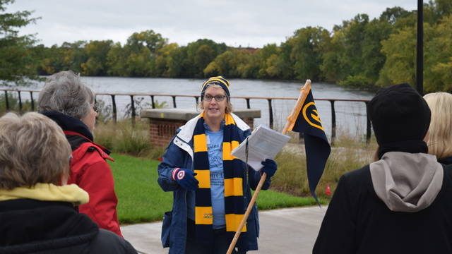 Nursing Alumni Homecoming Walk, 2019