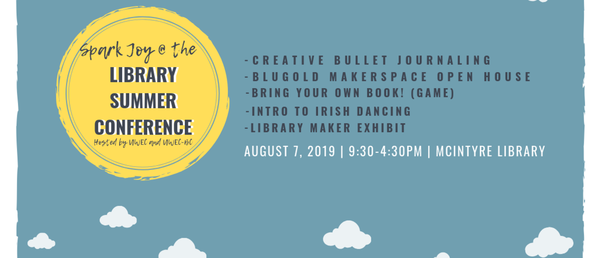 2019 library summer conference