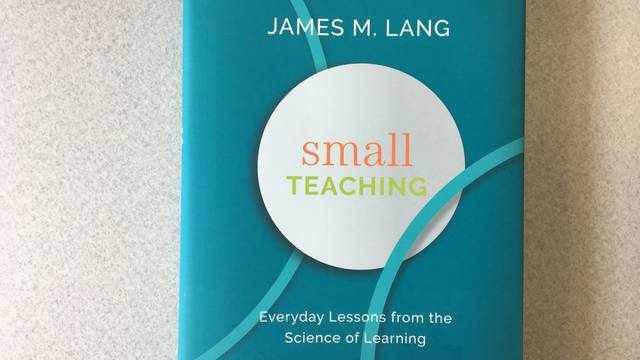Small Teaching Cover