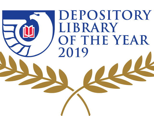 FDLP Library of the Year logo