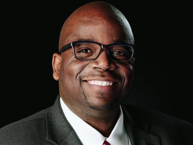Dr. Warren Anderson, vice chancellor for equity, diversity and inclusion