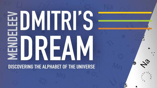 'Dmitri's Dream' flyer art