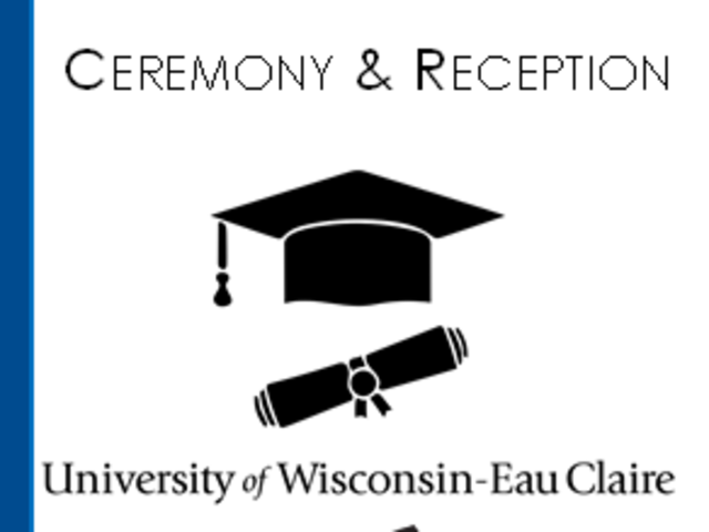 This image is a screenshot of the front of the program for the University Honors Program graduation ceremony on December 20th 2019. There is a little image of a graduation cap and diploma as well as the title and time of this event.