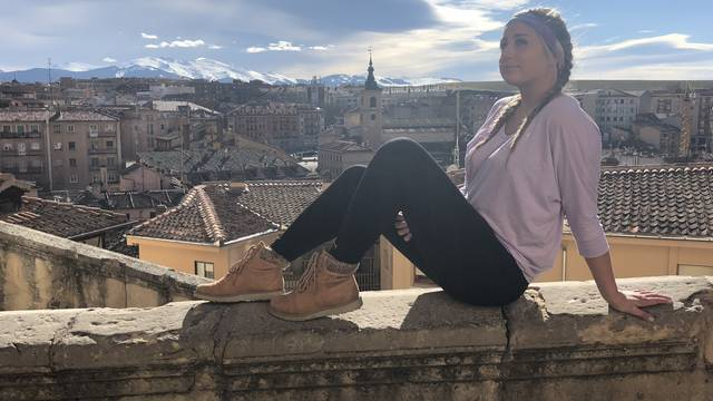 Amanda Flandrich made a lifetime of memories as well as friendships during her time studying abroad in Spain.