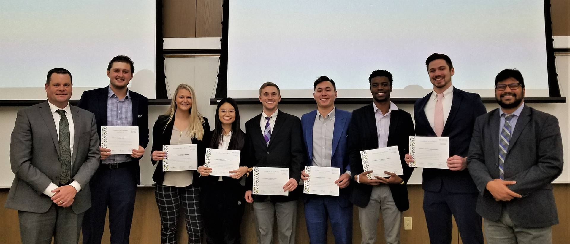 MKTG 438 Fall 2019 2nd Place team