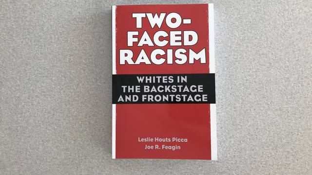 Two Faced Racism Book Cover