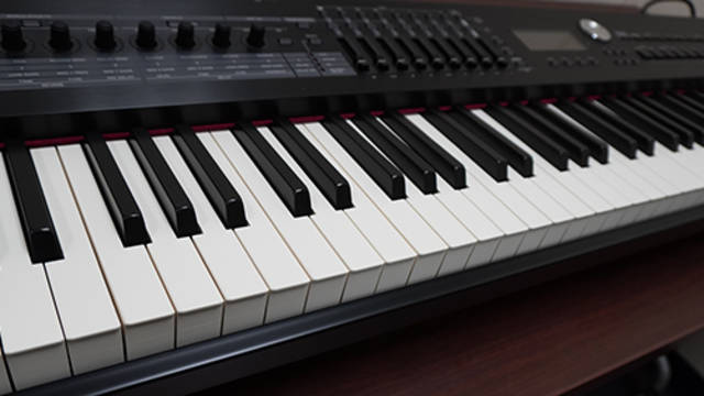 Synthesizer - digital piano
