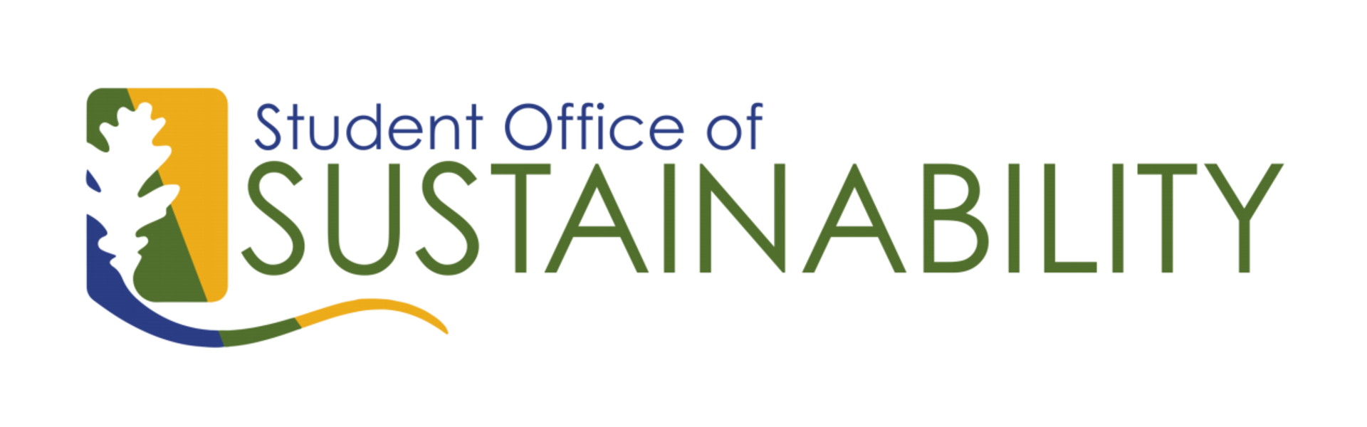 Student Office of Sustainability Logo