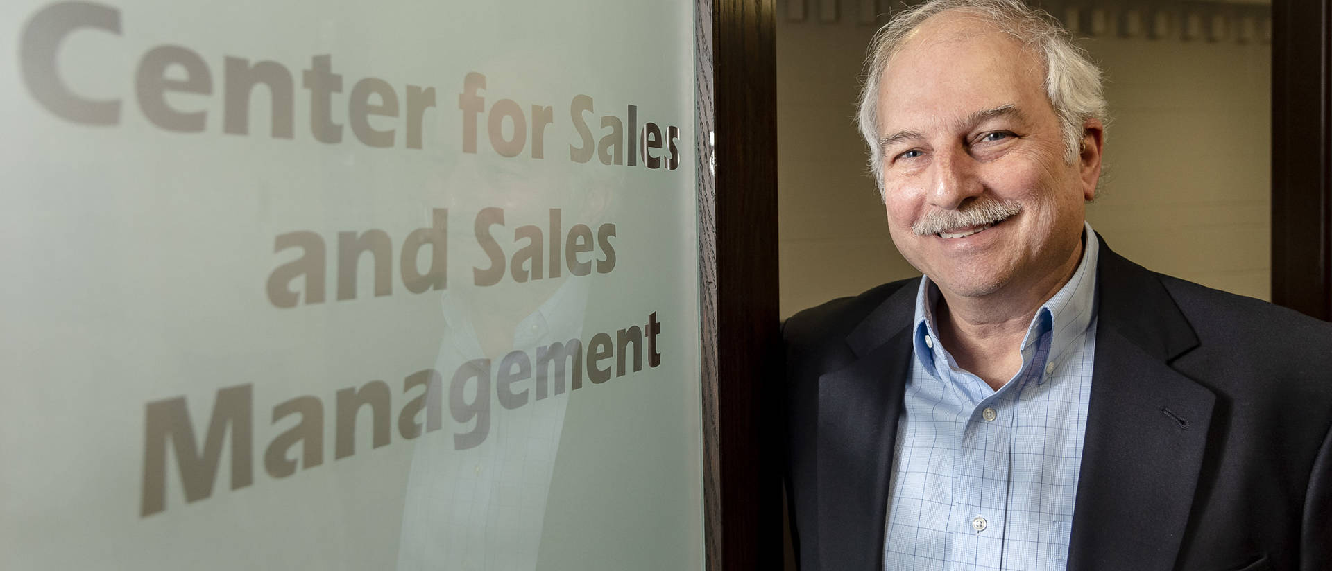 Dr. Robert Erffmeyer helped UW-Eau Claire build nationally recognized MBA and professional sales programs during his 30-year tenure.