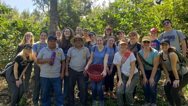 Time spent with coffee farmers was among the highlights of an immersion in Guatemala.