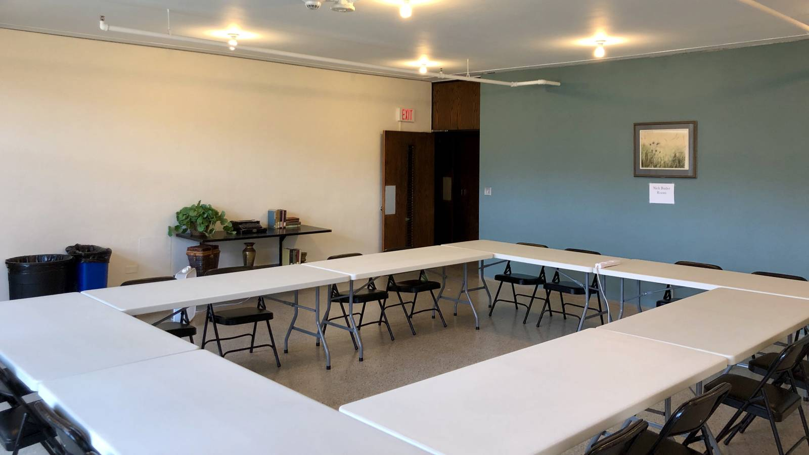 The Priory - large conference room