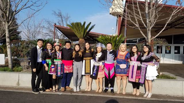 A Winterim immersion took UW-Eau Claire students to California, where they participated in Fresno's Hmong New Year festivities.