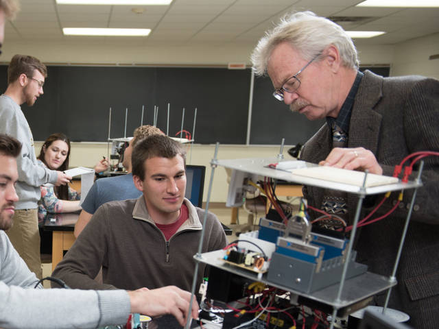 Faculty and staff in physics and astronomy say they are confident that they can provide quality classes and labs to their students in the new online format.