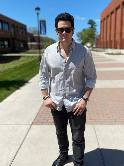Alejandro Lama, Bolivian marketing and finance student, '20